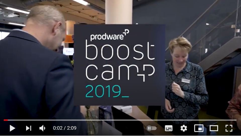 Prodware Boostcamp